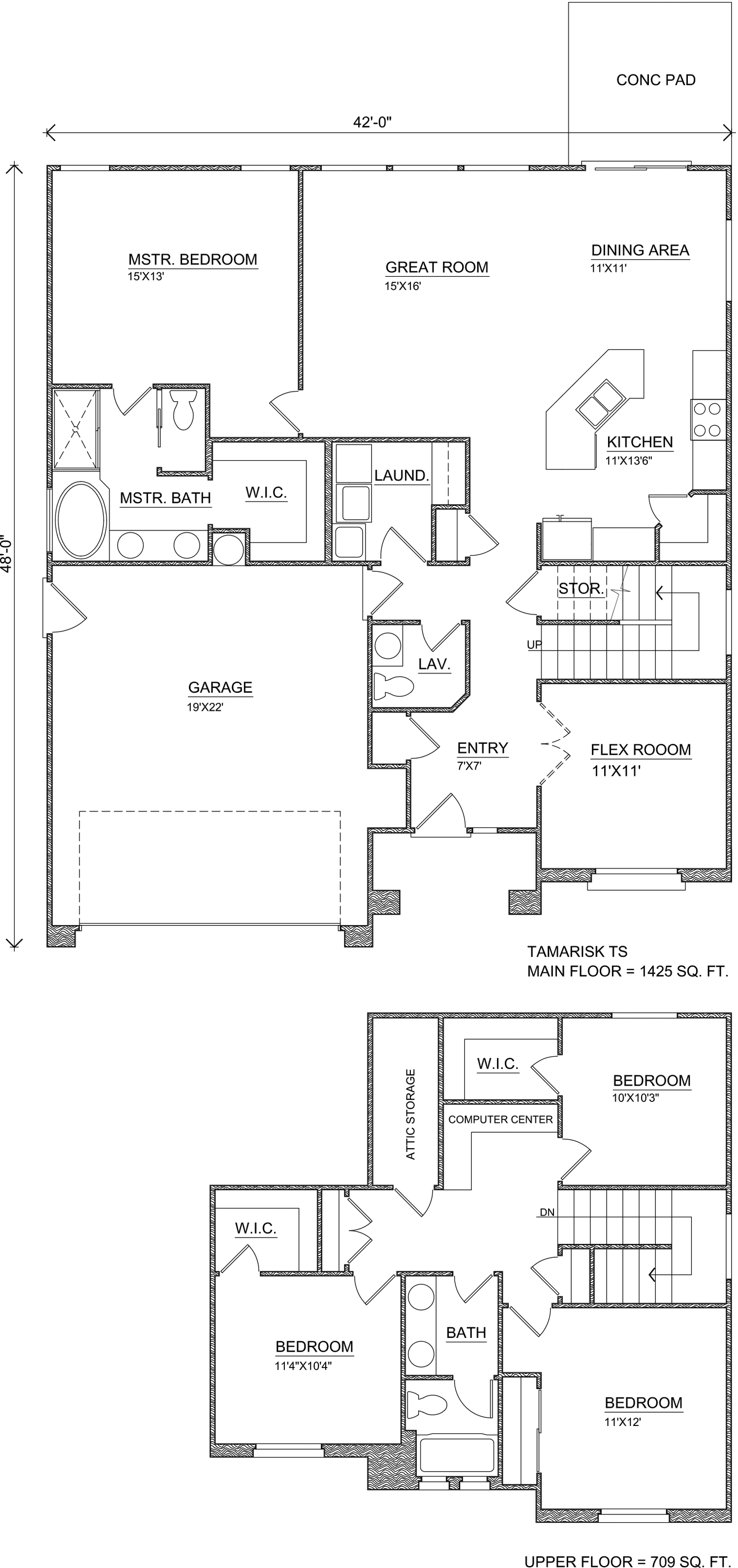 100 Utah House Plans Gemini Meadows U2013 Cedar