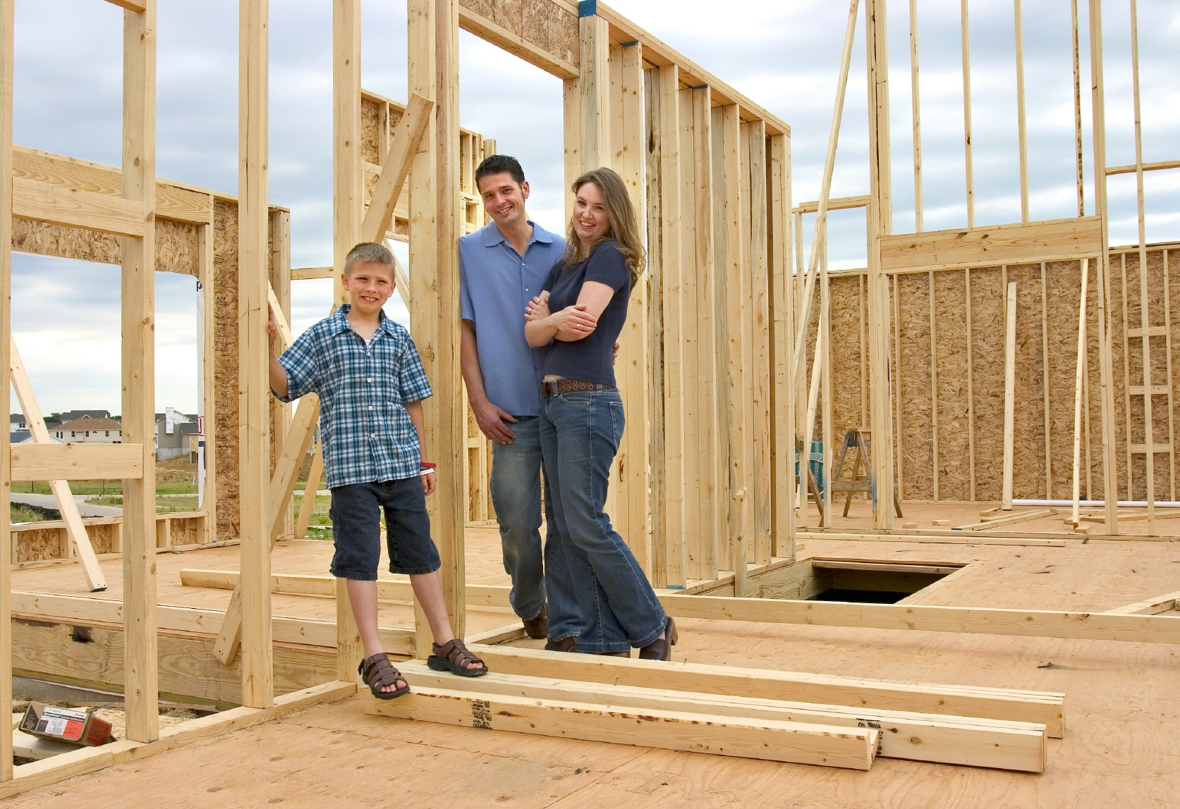 Build A New House build it right: don't overlook these 5 aspects of your new home