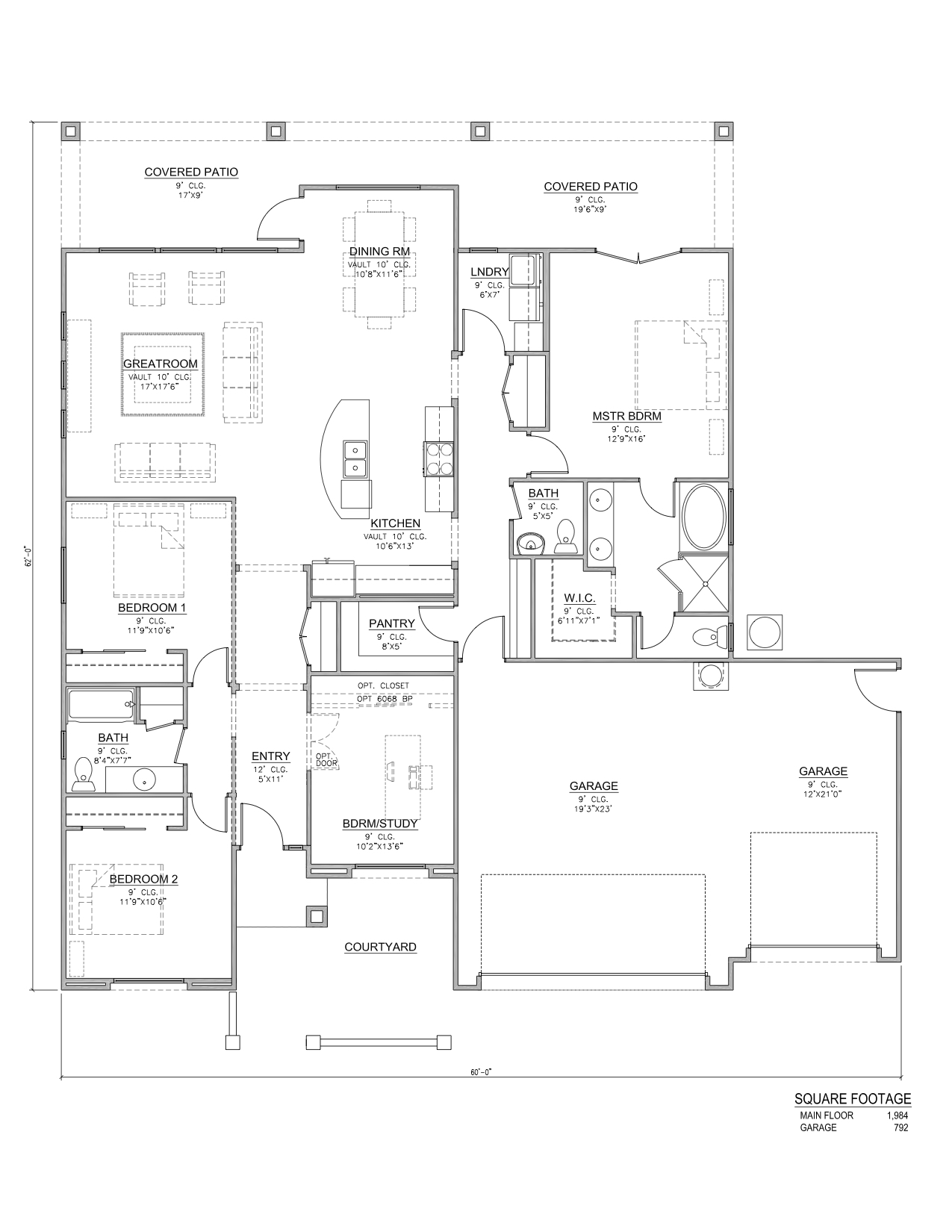 Redwood ii new homes for sale perry homes for Utah home design plans