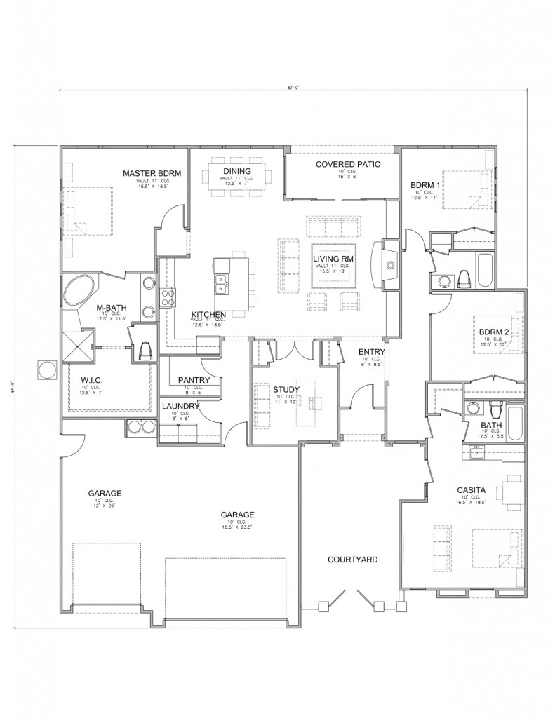 Sage new floor plans perry homes southern utah for Utah home builders floor plans