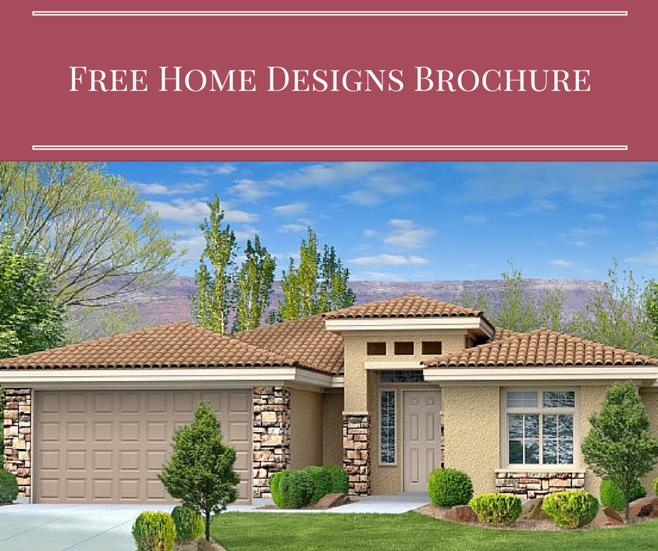 Southern utah home builders perry homes southern utah for Utah home design plans