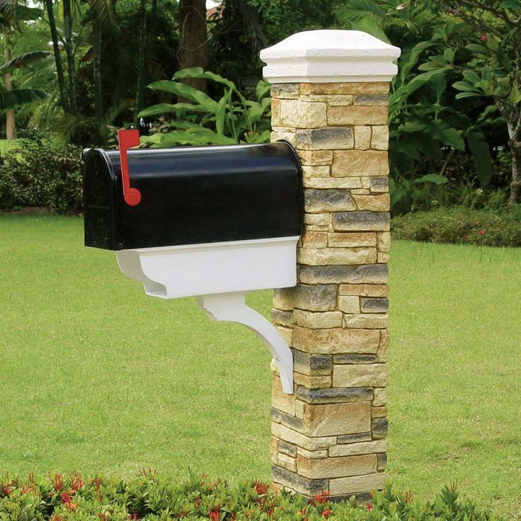 5 diy home improvement projects using airstone mailbox solutioingenieria Images