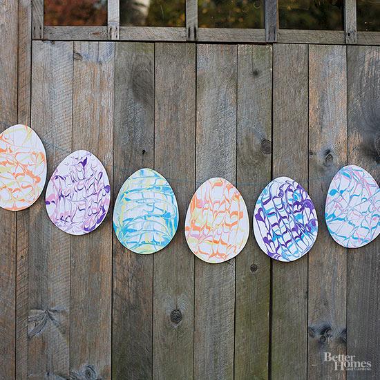 6 DIY Easter Door Decoration Ideas
