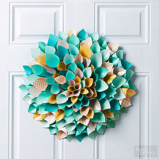 Spring Crafts For Adults Decoration Door Wreath