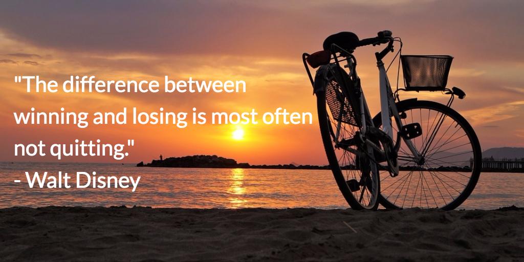 inspirational quote disney