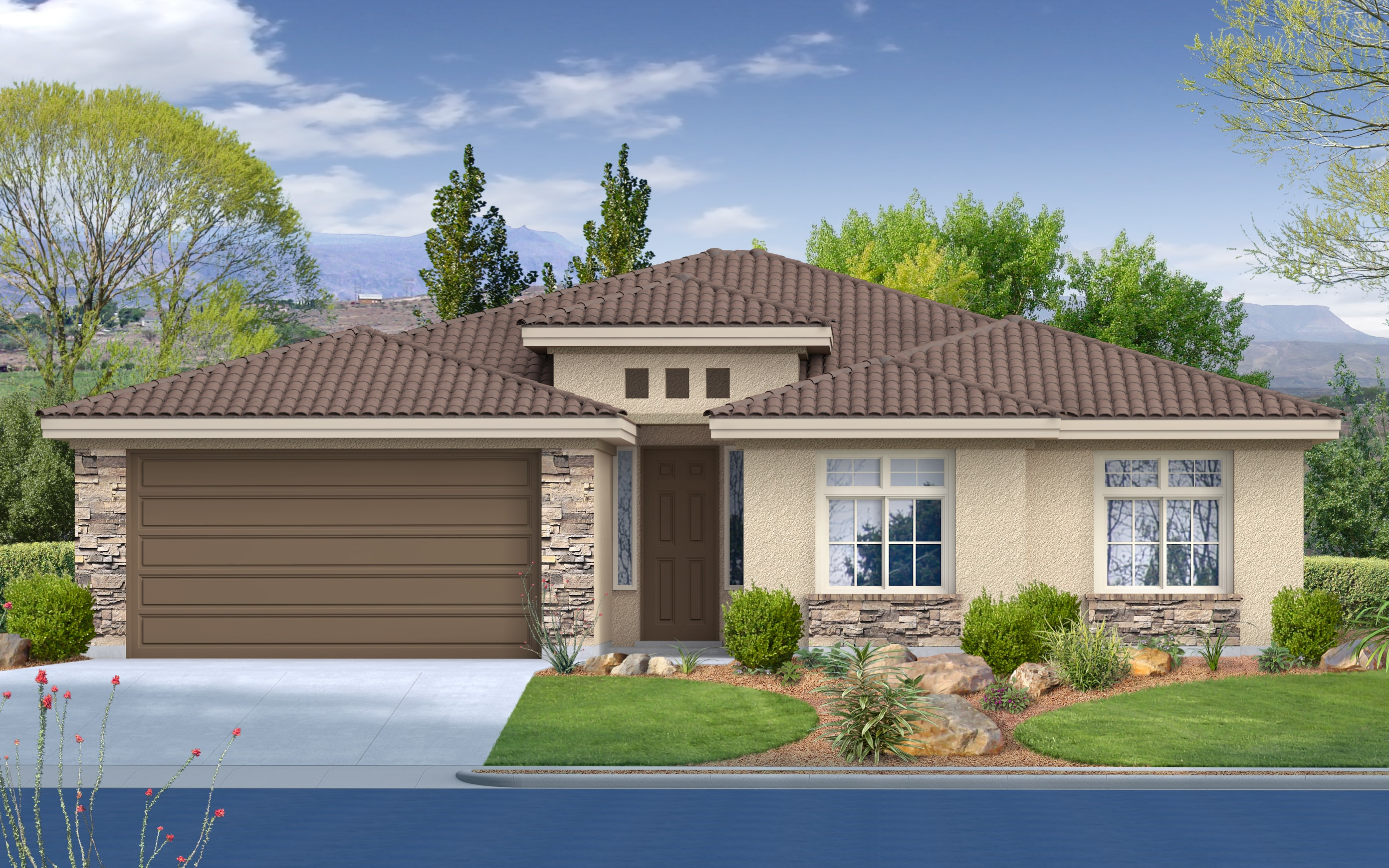 Rambler Utah Home Builders Floor Plans Perry Homes Southern Utah
