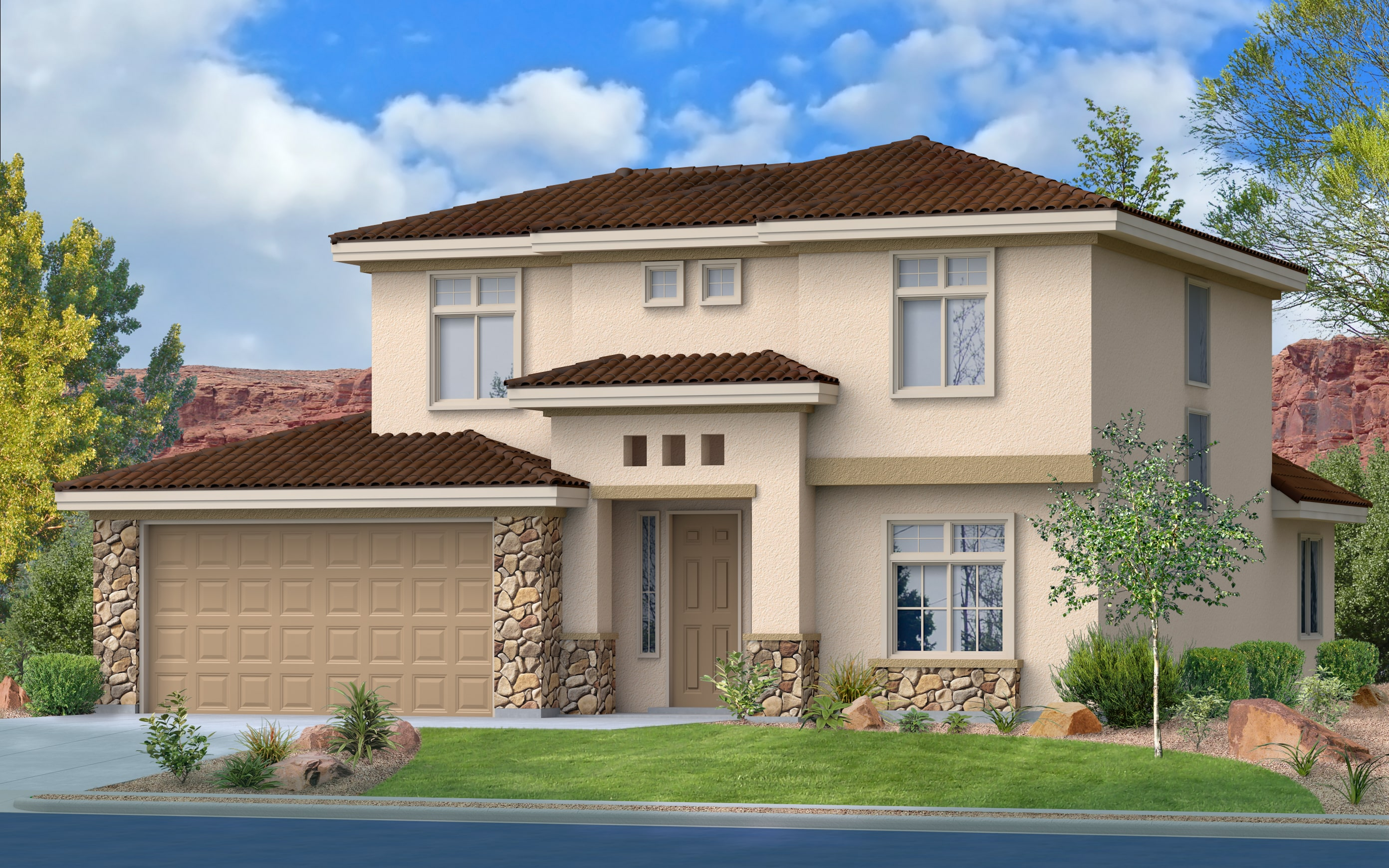 Home designs floor plans perry homes southern utah for Home designs utah