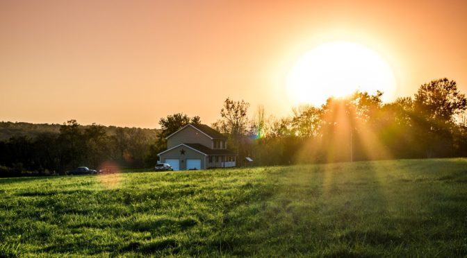 the energy of home building