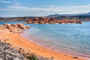 sand hollow state park beaches Utah