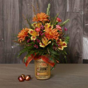harvest flower decoration ideas