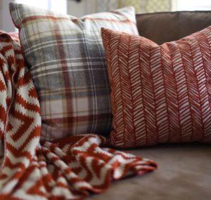 harvest pillow decoration ideas
