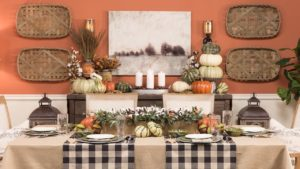 harvest decoration ideas for the home