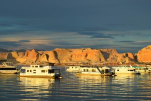 what to see lake powell