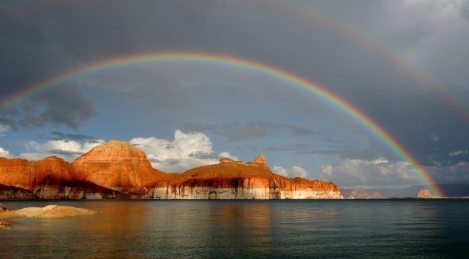 lake powell in southern utah
